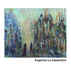 Asgarnia La séparation