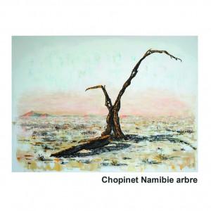 Chopinet Namibie arbre