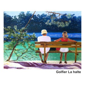 Golfier La halte 2