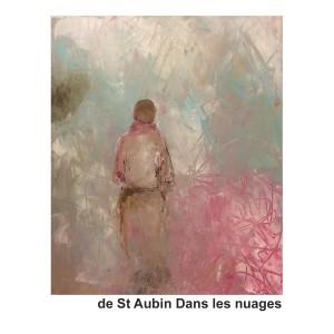 St Aubin Dans les nuages